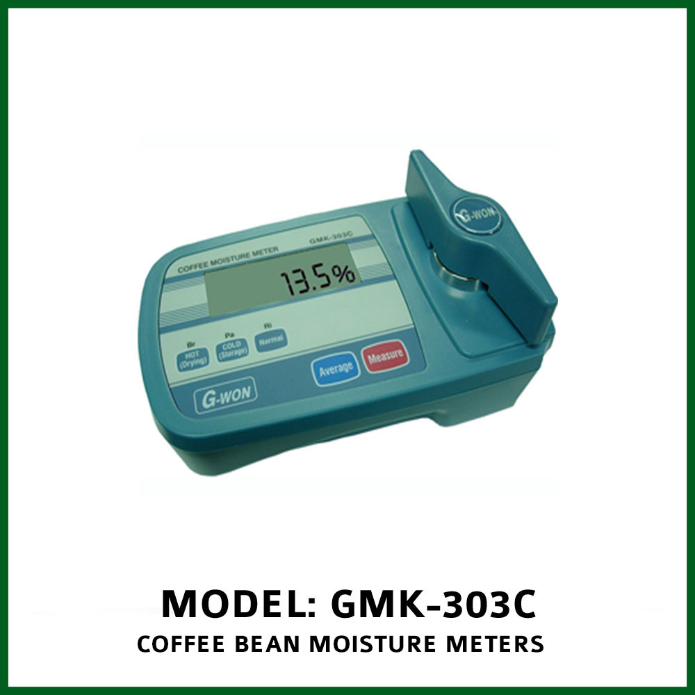 Coffee Bean measuring devices