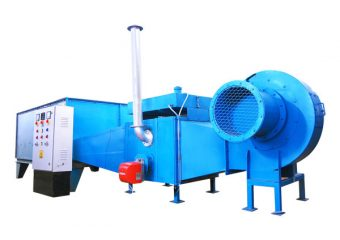 TRAY TYPE SEED DRYER